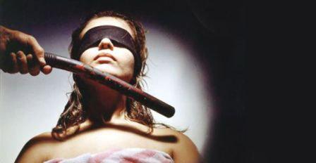 kadın işkence