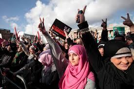 tahrir kadın
